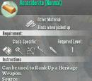 Aerosiderite Normal