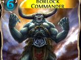Borlock Commander