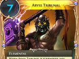 Abyss Tribunal