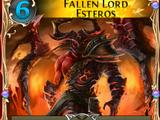 Fallen Lord Esteros