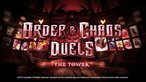 Order & Chaos Duels Enter the Tower Challenge!