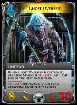 Ghost Overseer