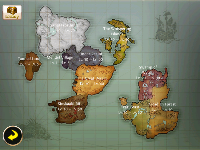 World map v3