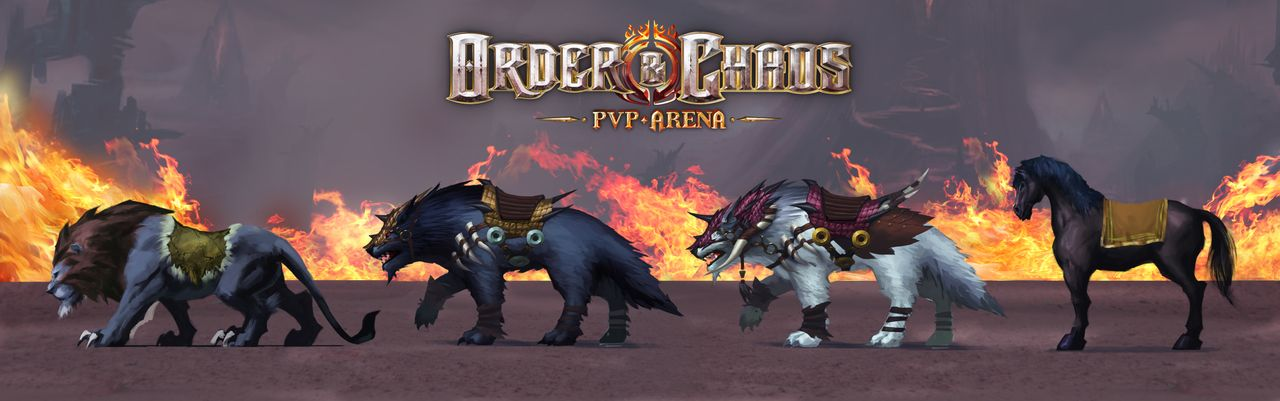 Mounts | Order and Chaos Online Wiki | FANDOM powered by Wikia
