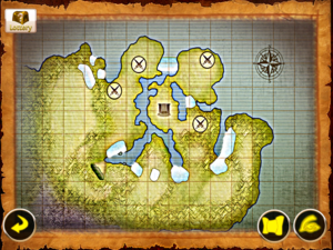 Relic's Key Map