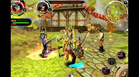 Order & Chaos Online - MMORPG for iPhone iPad ORDER Gameplay Trailer