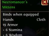 Necromancer's Set