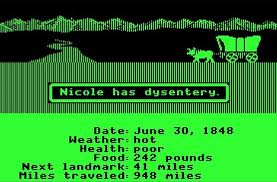 Oregon Trail (computer game) | Oregon Trail Wiki | FANDOM