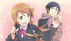 Oreimo Season 2 Episode 16 ED Card
