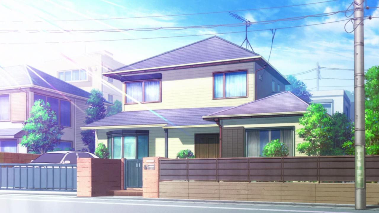 Yashirouva kuca Kousaka_house