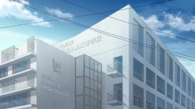 Chiba Benten High School