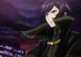 Lucifer maschera