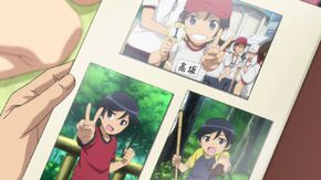 Kyousuke's Childhood Pictures