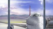 Narita plane