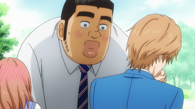 File:Makoto and Rinko laughing for Takeo being too close.png