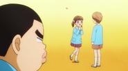 Yuzuha forgiving Makoto after apologizing