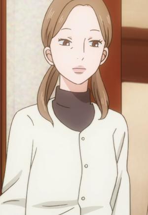 Sunakawa's mother
