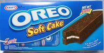 Oreo Soft Cake