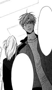 Yui encounters Houjou