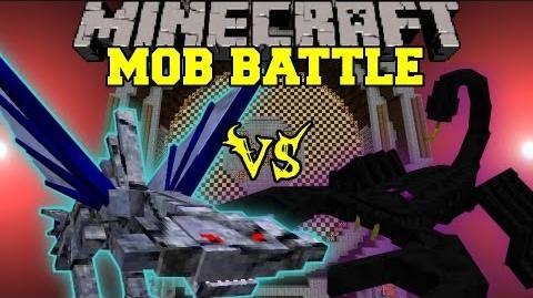 EMPEROR SCORPION VS. CEPHADROME - Minecraft Mob Battles - Arena Battle - Ultimate Bosses Mod Battle