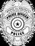 Police dept badge