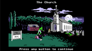 Organ Trail Church