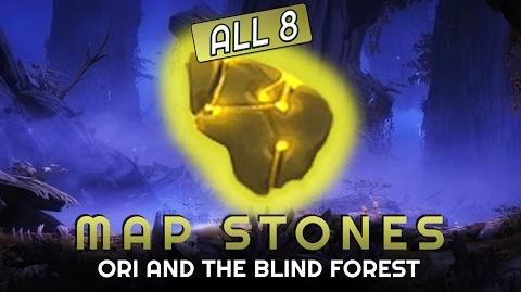 Map Stone Fragment