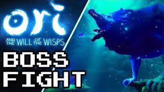 ORI AND THE WILL OF THE WISPS- Howl Boss Fight