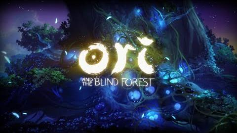 Ori and the Blind Forest Ending Credits