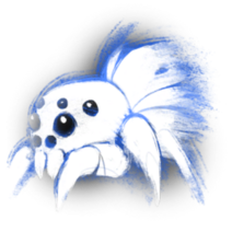 Spiderling map icon