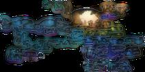 Inkwater Marsh map