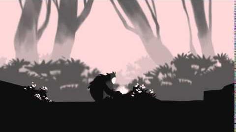 Ori and the Blind Forest Animatic Naru finds Ori