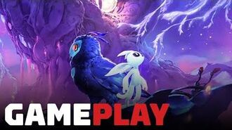 Ori and the Will of the Wisps Spirit Trials Gameplay - Gamescom 2018