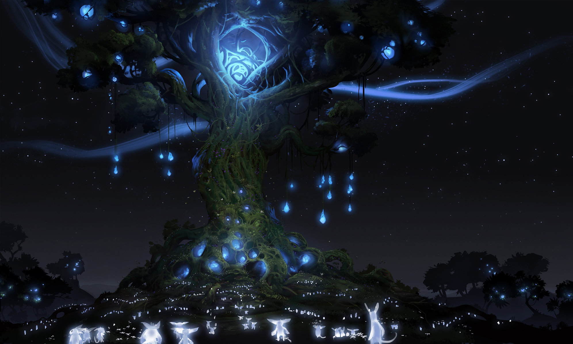 Spirit Tree Ori And The Blind Forest Wiki Fandom