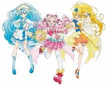 Hugheart Pretty Cure