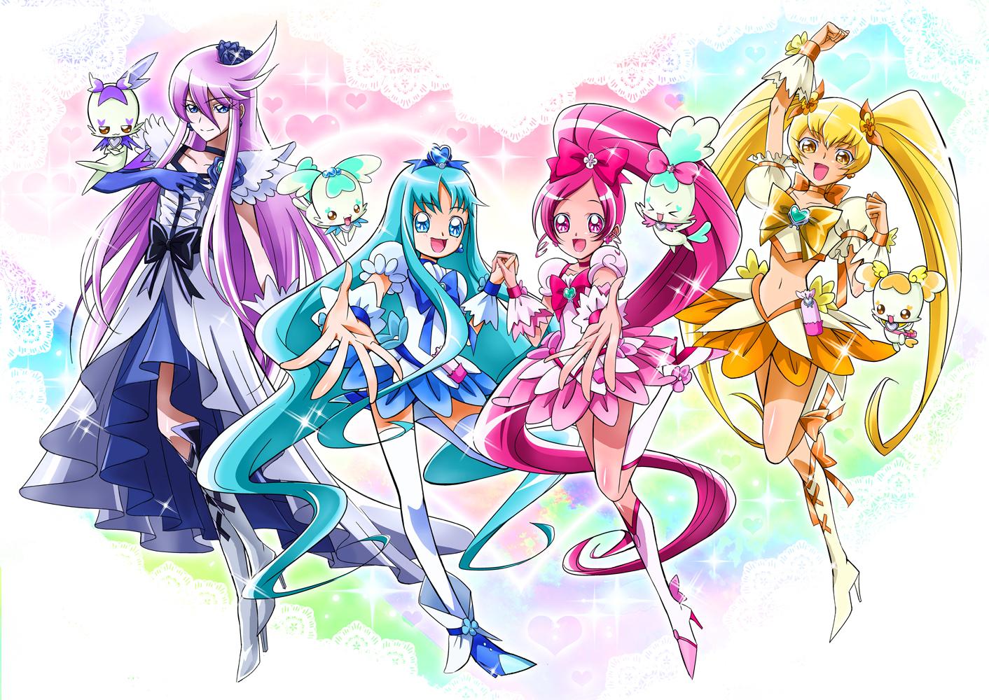 Hanasaki Mitsuba  New Generation Pretty cure! Wiki