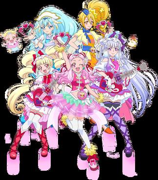 Hugheart Pretty Cure2