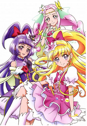Magic witch Precure7