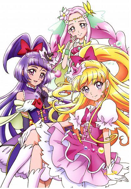 Magic Witch Pretty Cure (English Dub)   OriCure All-Stars Wiki