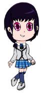 AkiraInSchoolUniform