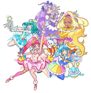 Star Twinkle Five Cures