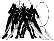 Five Grand Generals