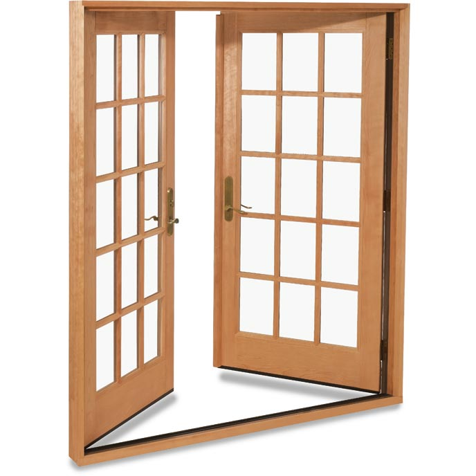 Fandom powered by wikia - Exterior french doors that open out ...