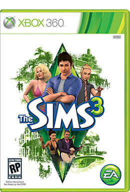 TheSims3consoles