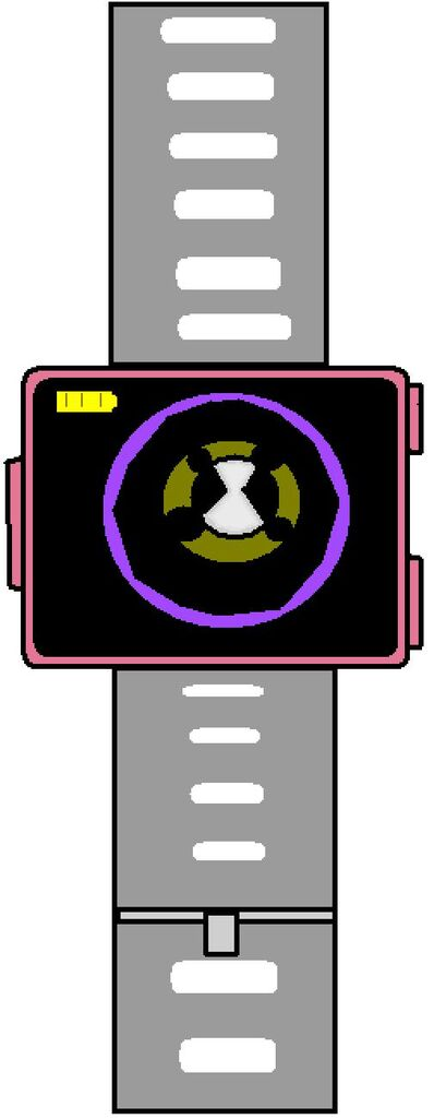 Joseph's new Orion Sentry Omnitrix!