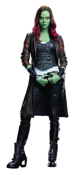 GOTG2 - Gamora