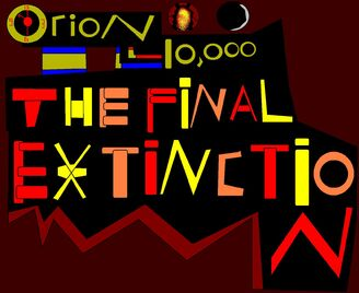 The Final Extinction Official Logo!