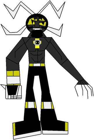 Bullhorn (The replacement alien to Demonfire)