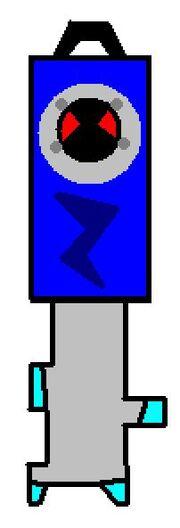 Return of the Thunder - The Thunder Unlock Key (Key used to unlock Thunder X!)