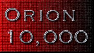 Orion 10,000 Logo
